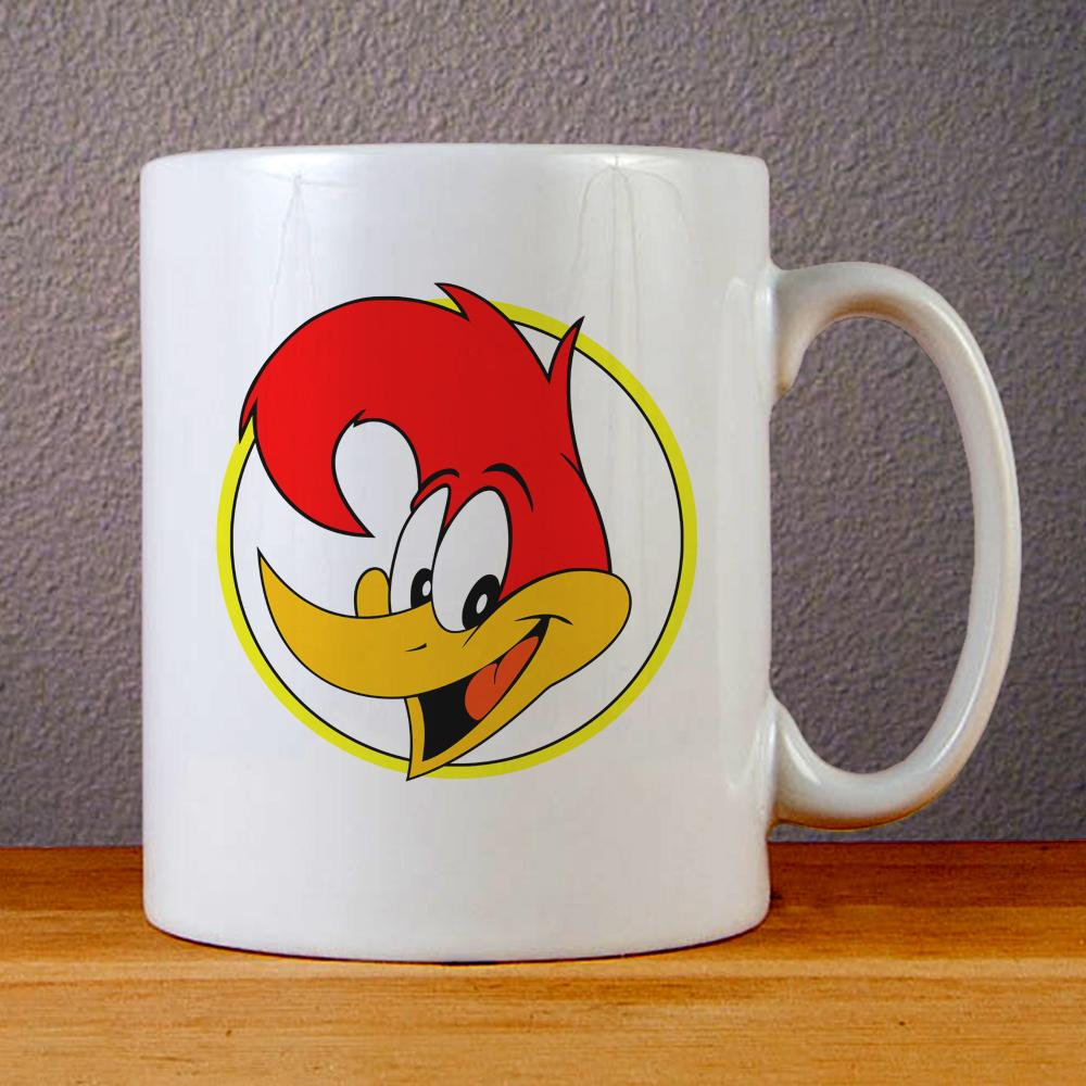 Woody Woodpecker Ceramic Coffee Mugs