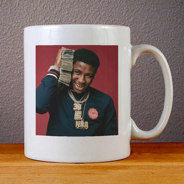 YoungBoy Never Broke Again Ceramic Coffee Mugs