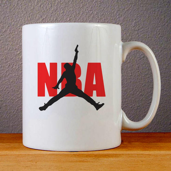 YoungBoy Never Broke Again NBA Logo Ceramic Coffee Mugs