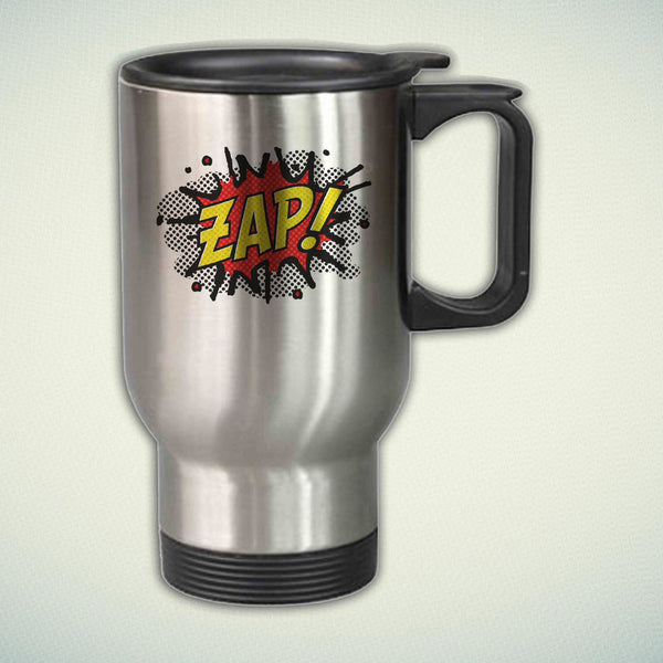 ZAP Zayn Malik 14oz Stainless Steel Travel Mug