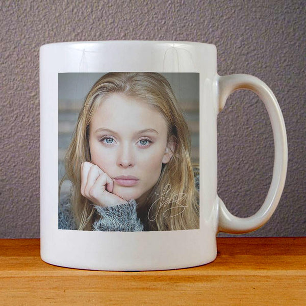 Zara Larsson Ceramic Coffee Mugs