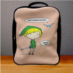 Zelda Funny Character Backpack for Student