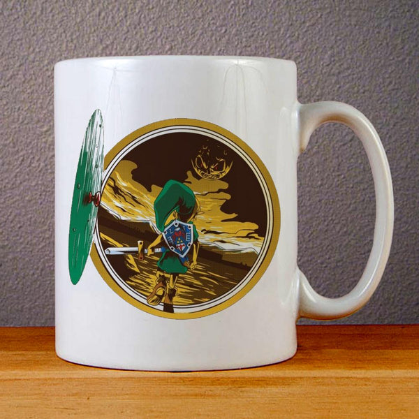 Zelda Majoras Mask Hobbit Ceramic Coffee Mugs