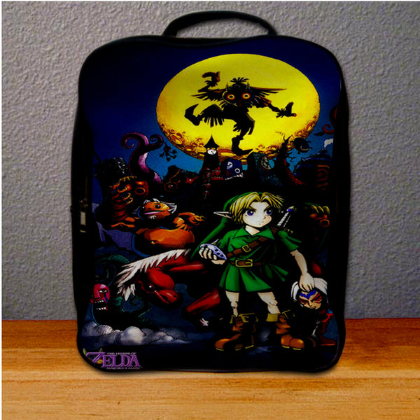 Zelda Posters Backpack for Student