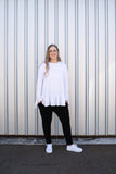 The Lola Top - Winter White