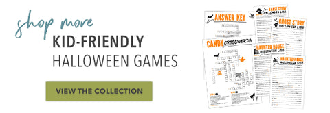 More Halloween Games For Kids