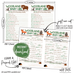 woodland animals baby shower mad lib