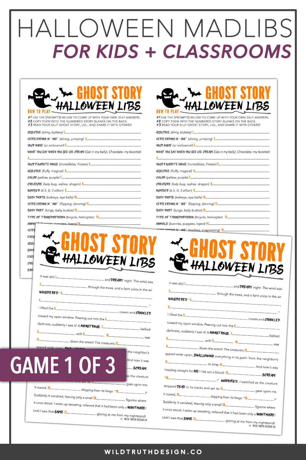 Word Activities For Adults