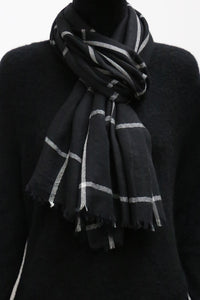 GRIDDING SCARF