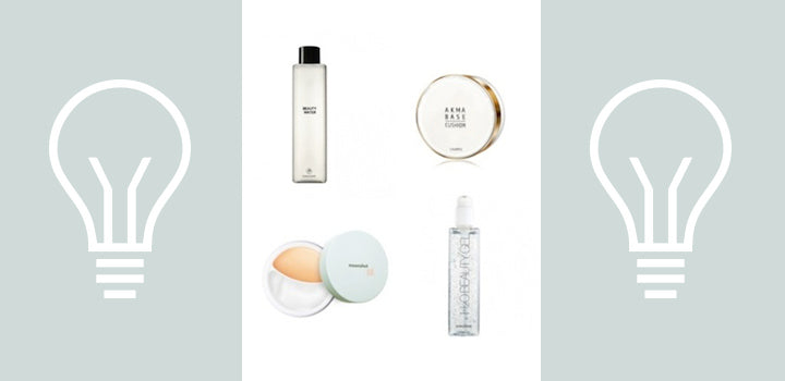 son & park Korean beauty products