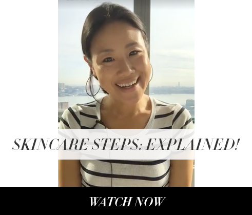 alicia yoon skincare steps explained