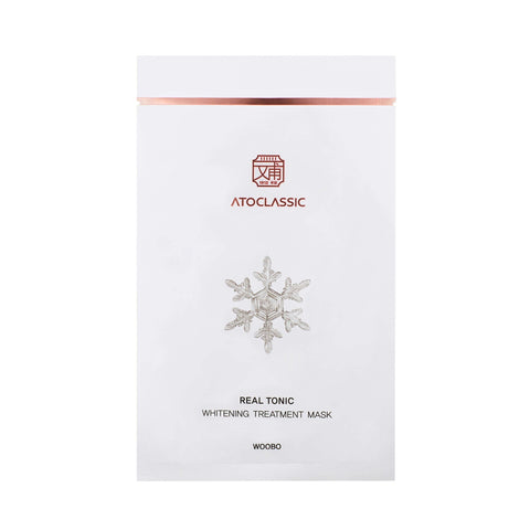 ATOCLASSIC REAL TONIC Whitening Treatment Mask
