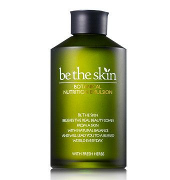 Be the Skin Botanical Nutrition Emulsion
