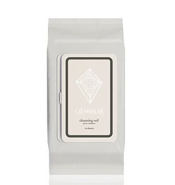 T.E.N. Cremor Cleansing Veil (70 sheets)