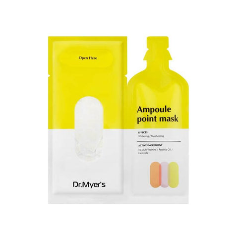 Vitamin C Ampoule Point Mask