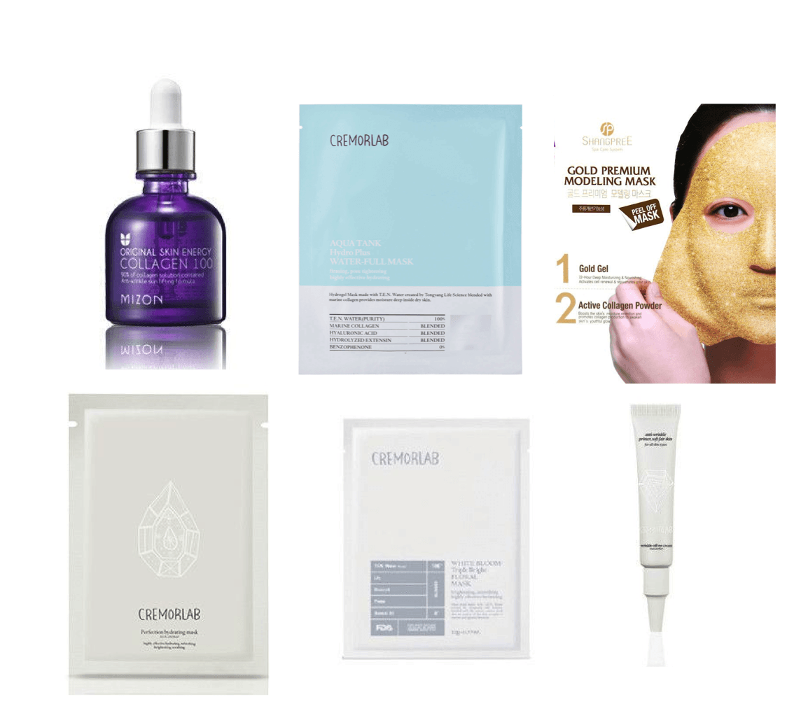 Holiday Gift Box: Skincare Boosters