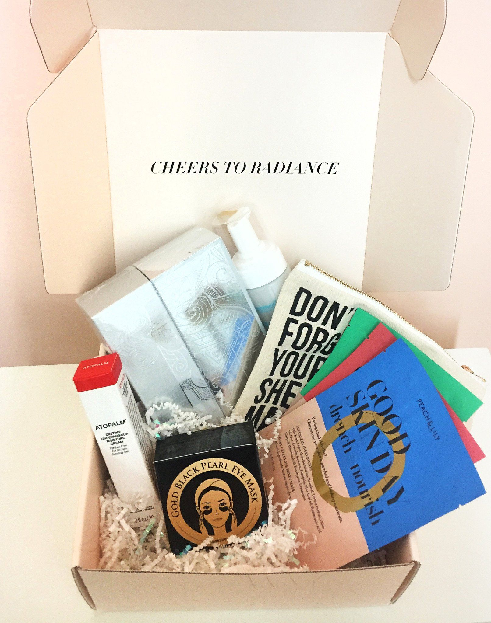 The Radiance Holiday Gift Box