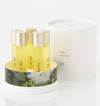 uka nail oil - Set of 5