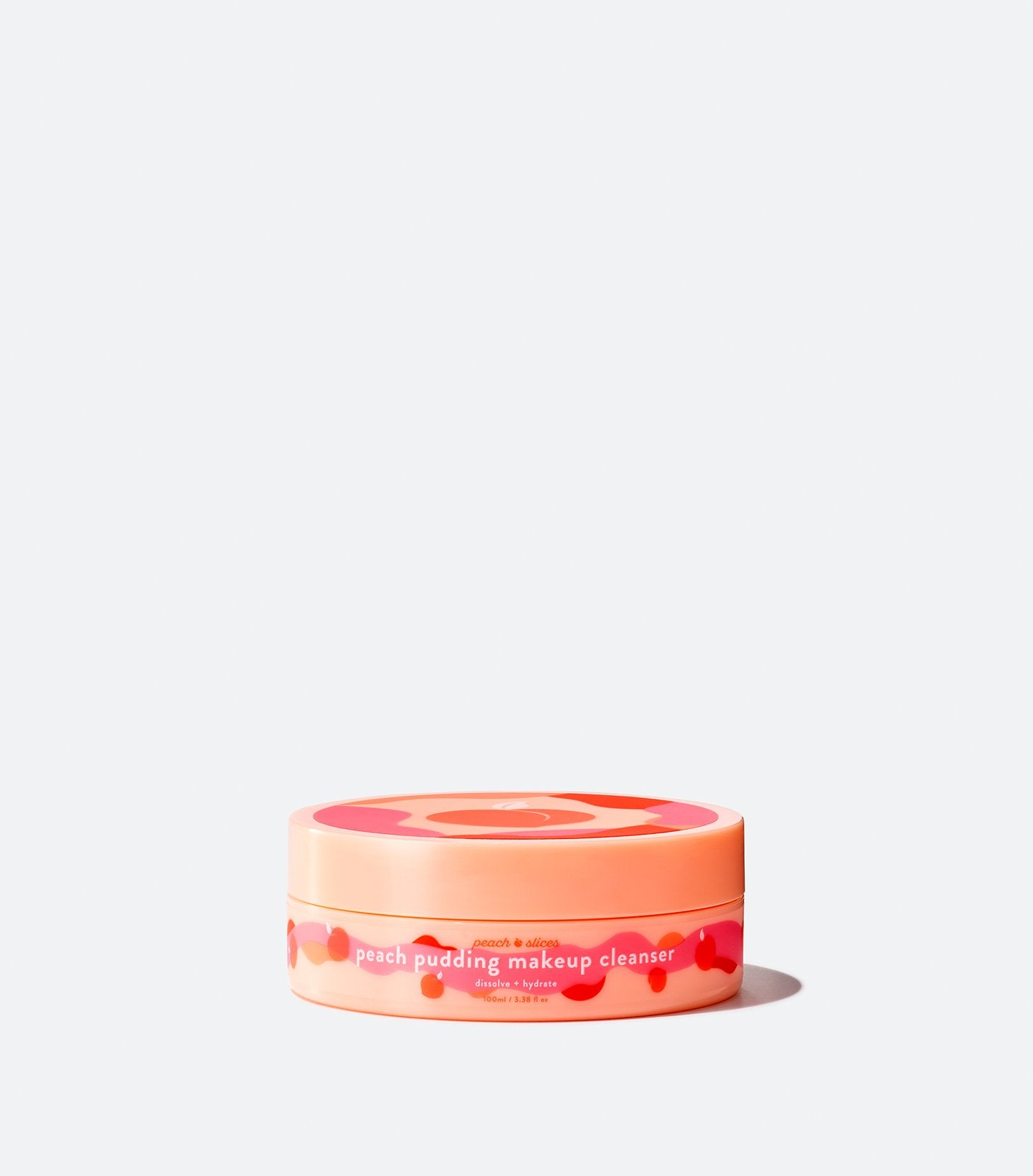 Peach Pudding Makeup Cleanser