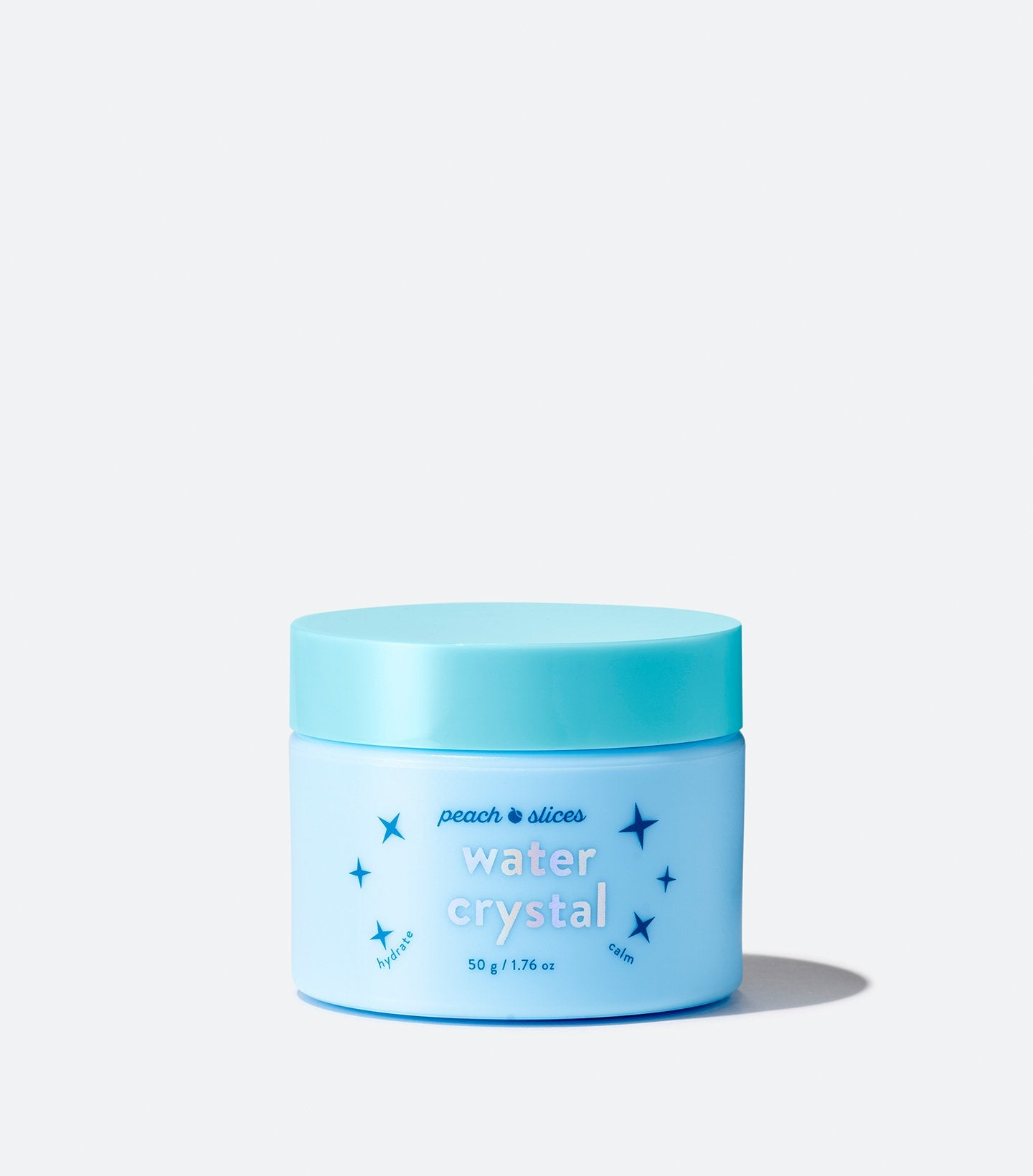 Water Crystal Hydrating Shimmer Peel-Off Mask