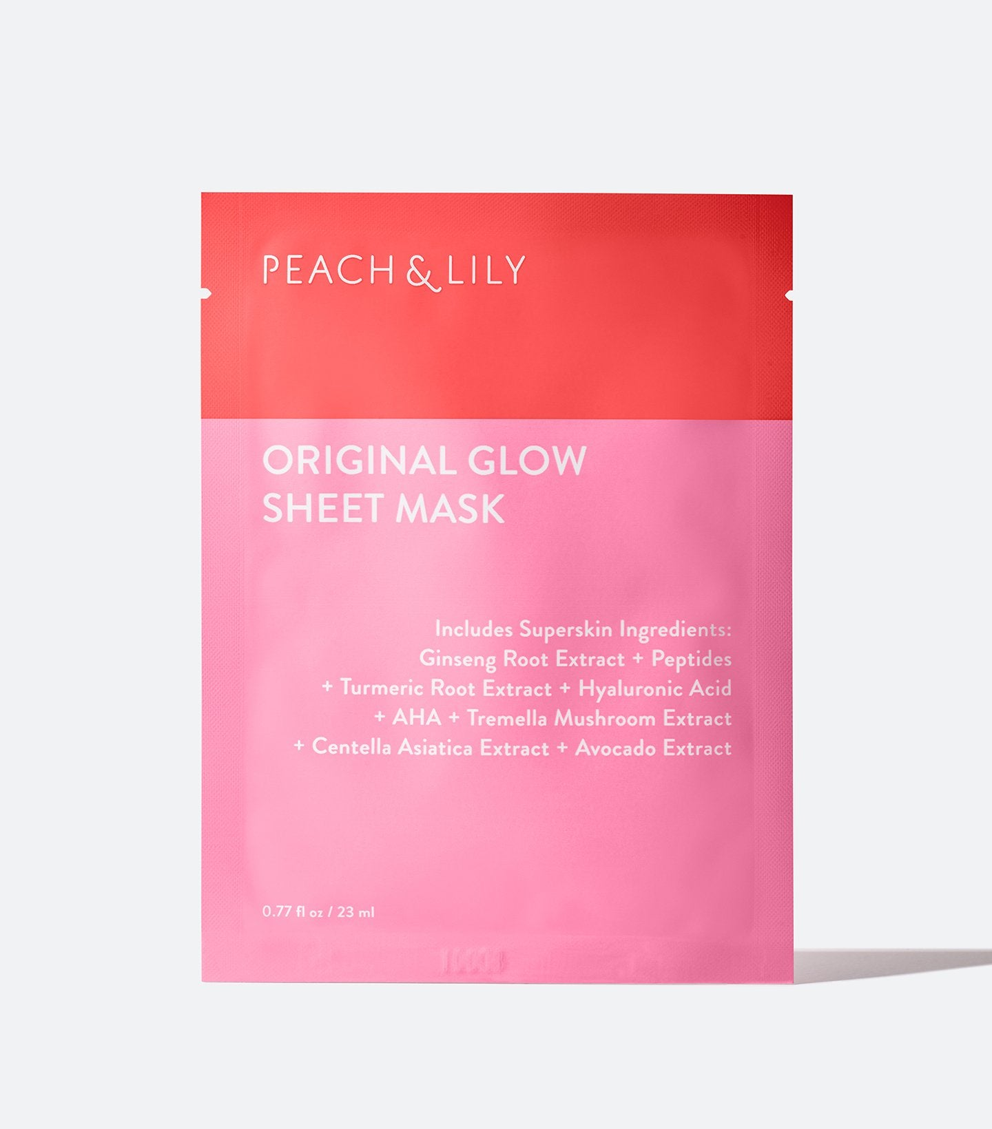 Original Glow Sheet Mask