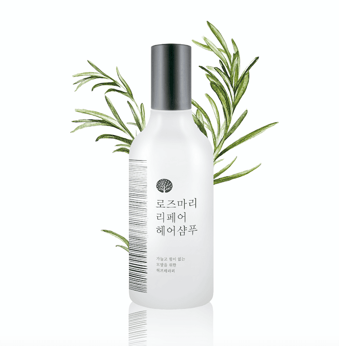 Rosemary Repair Hair Shampoo