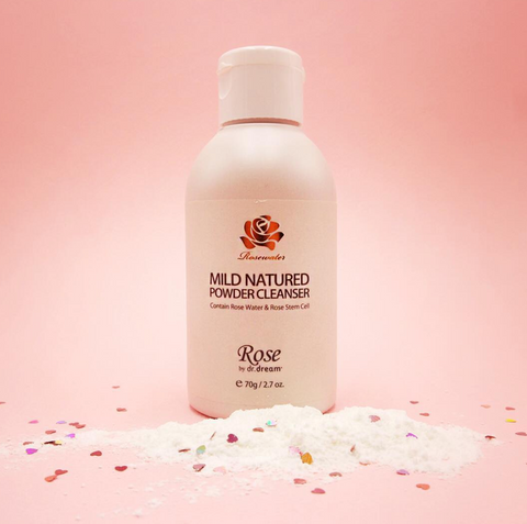 Rose Line Mild Natured Powder Cleanser
