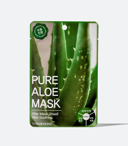 Pure Aloe Mask Pack