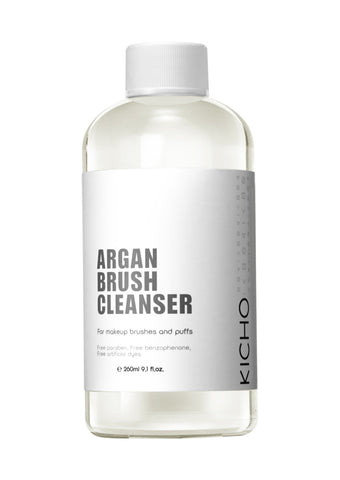 Argan Brush Cleanser