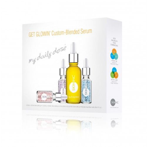 My Daily Dose Get Glowin Custom-Blended Serum Starter Kit (3 x 10ml)