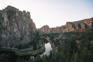 Smith Rock Campout