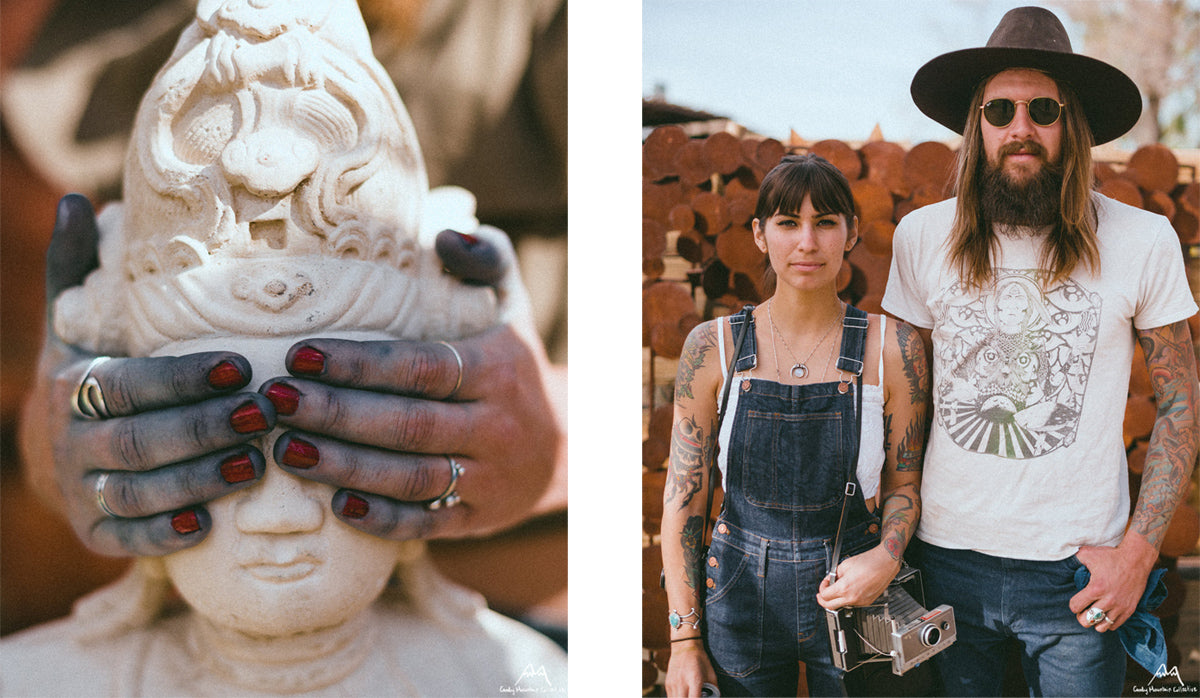 desert and denim juniper ridge red clouds collective joshua tree renegade tradeshow american made handcrafted makers movement made in america candy mountain collective