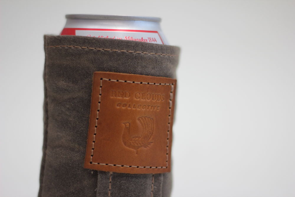 Red Clouds Collective Magnetic Koozie