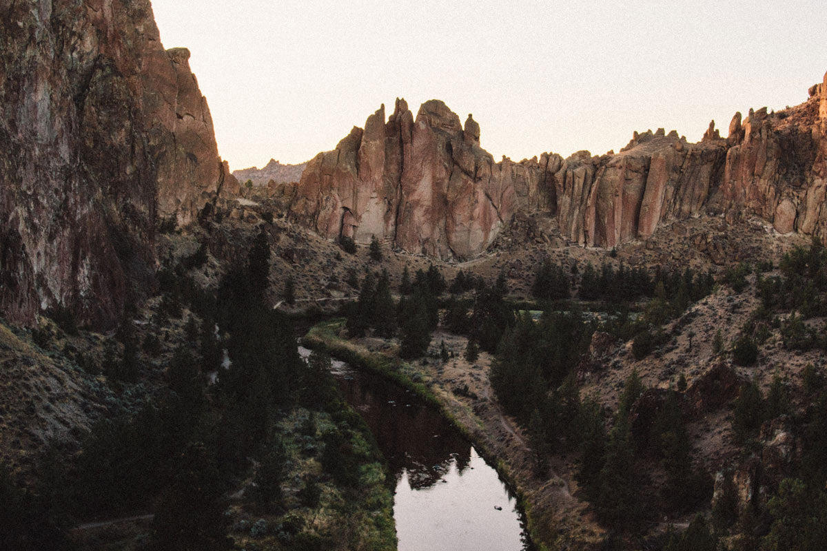 Smith Rock - Red Clouds Collective - Photo by Max Dworkin