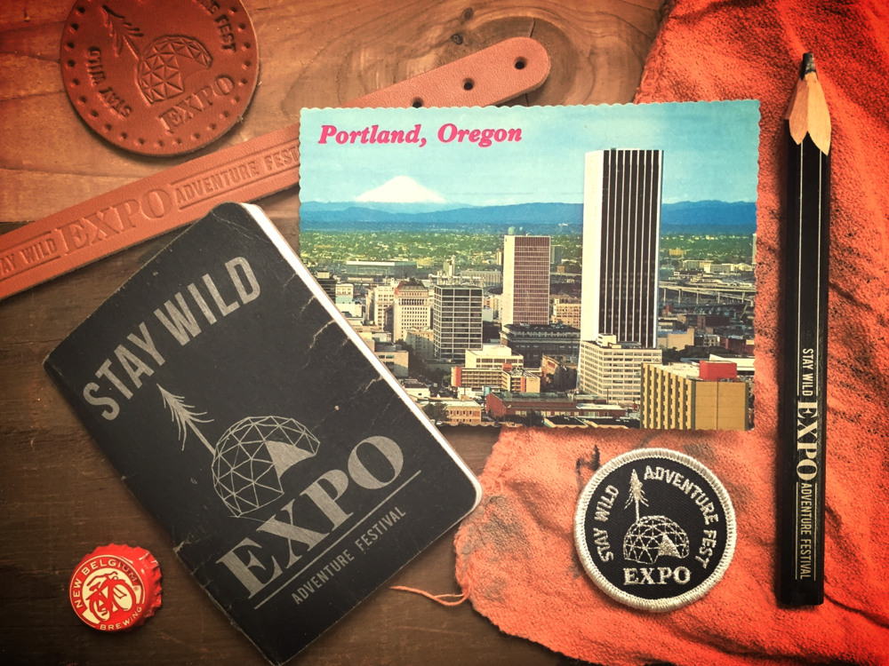 Stay Wild Magazine and Red Clouds Collective, Portland Oregon the worlds first adventure expo