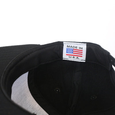 Classic Snapback Hat - Made in USA