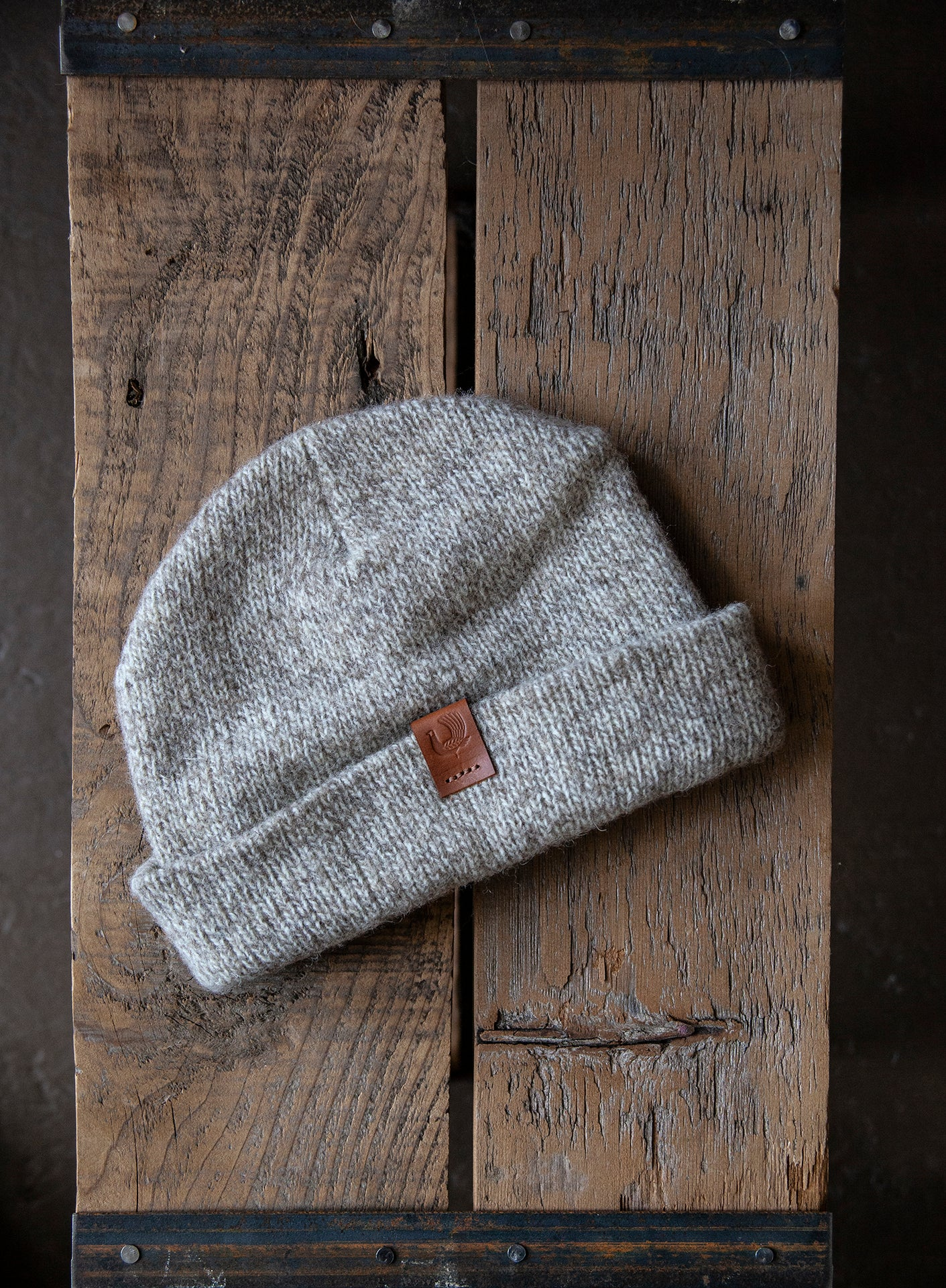 Wool Watch Cap - Ragg Wool