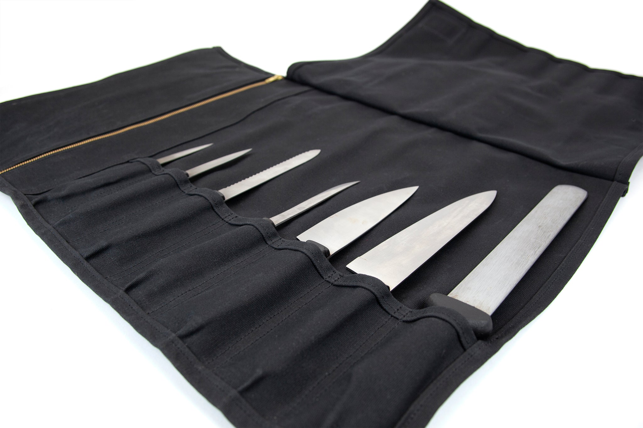 Chef Knife Roll - Black