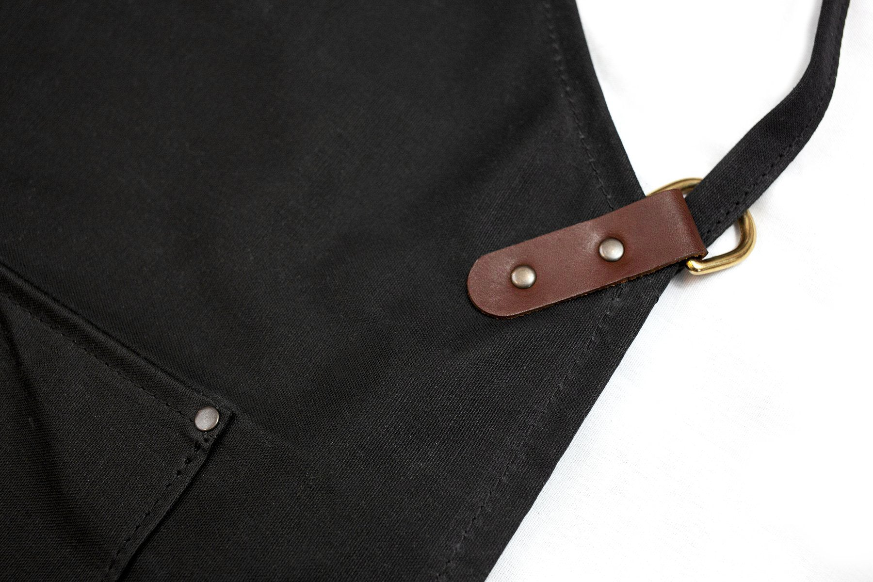 The Winston Apron - Black