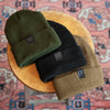 Wool Watch Cap - Olive
