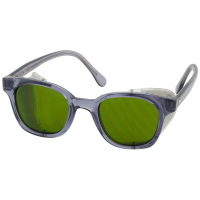 Traditional Safety Glasses - Green Lens