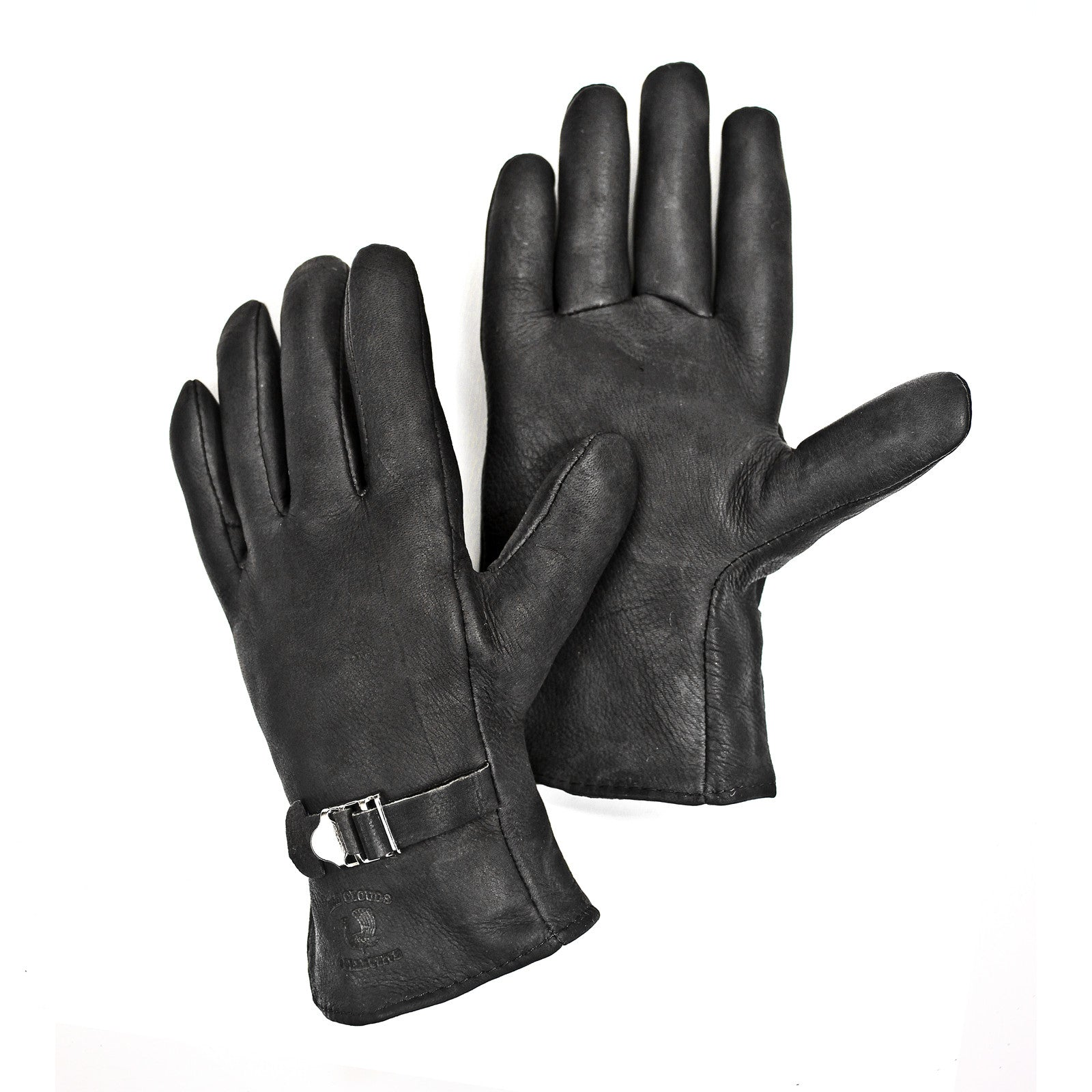 leather glove, made in usa glove, black leather glove, geier glove, red clouds glove, moto glove, motorcycle gloves, thin leather gloves, driving glove