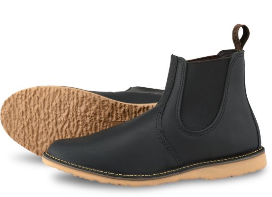 Red Wing - WEEKENDER CHELSEA - Black