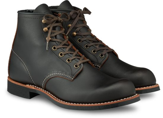Red Wing - Blacksmith - BLACK PRAIRIE LEATHER