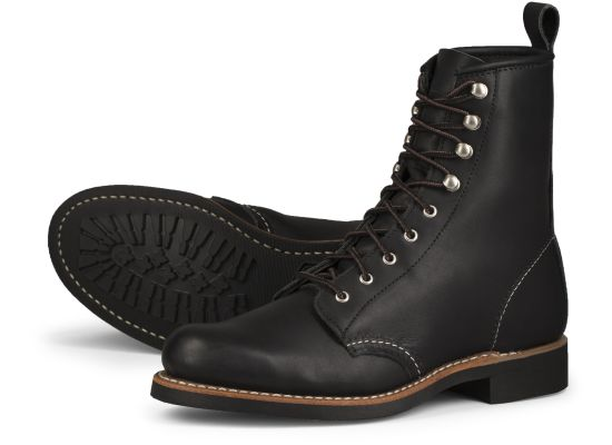 Red Wing - Women's Silversmith - BLACK BOUNDARY