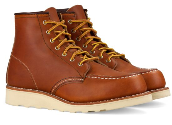Red Wing - Women's 6-INCH CLASSIC MOC - Oro Legacy