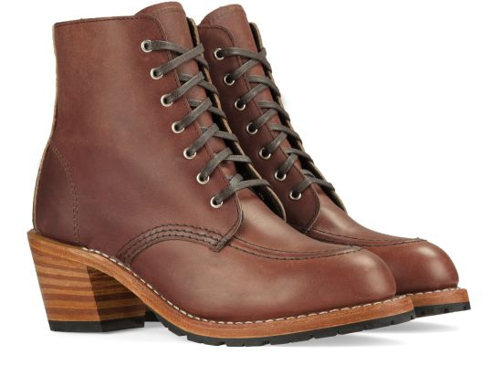 Red Wing - Clara - AMBER HARNESS LEATHER