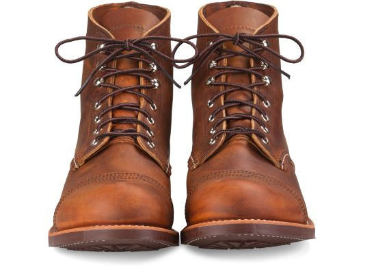 Red Wing - Iron Ranger - Copper Rough & Tough