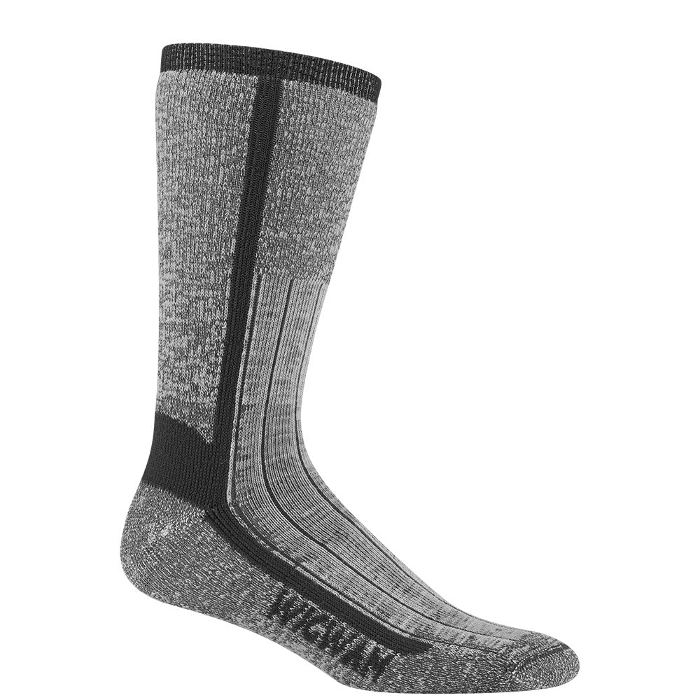 Wigwam - At Work Foot Guard Socks - Charcoal