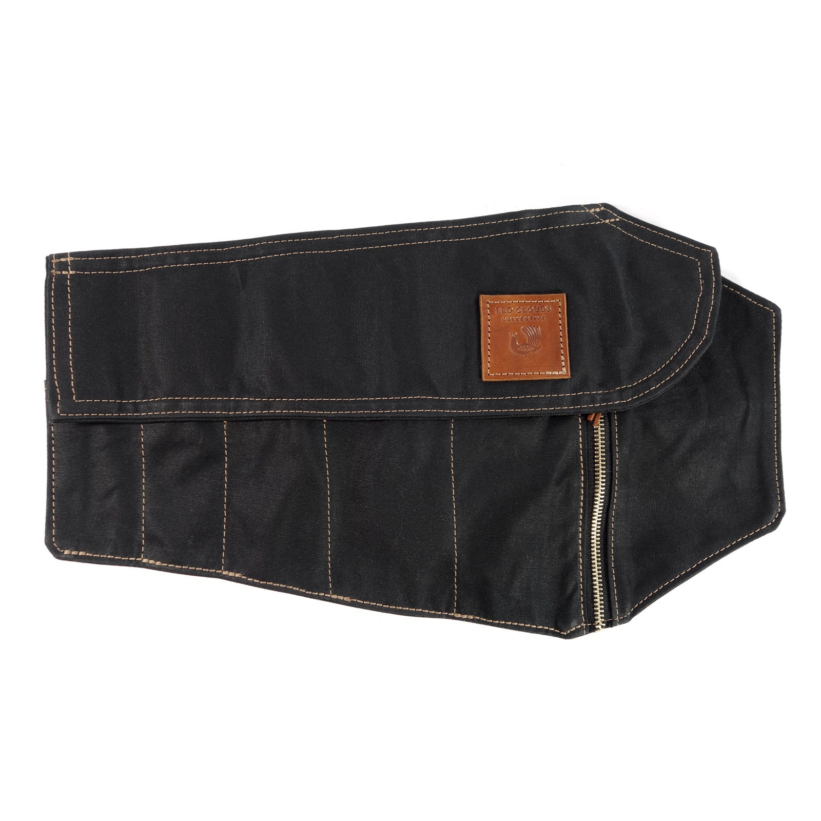 Coffin Tool Roll - Black
